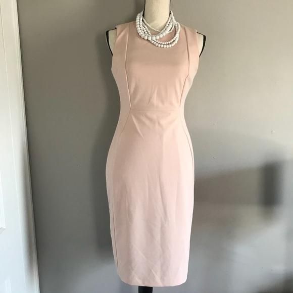 512d21d3b0a Calvin Klein Dresses   Skirts - Baby Pink Calvin Klein Dress